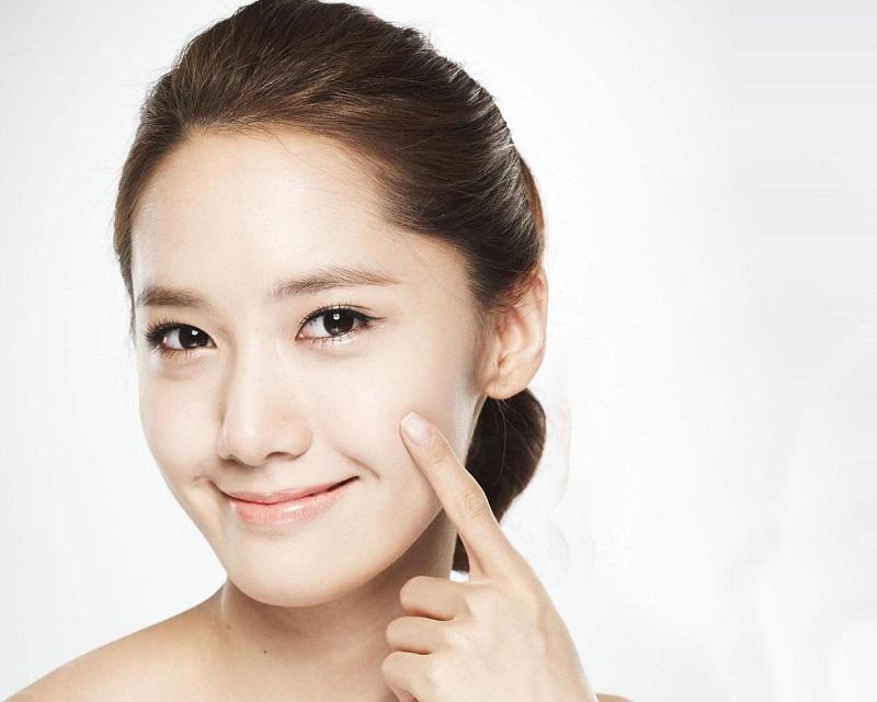 chăm sóc da mặt bằng vitamin sillic
