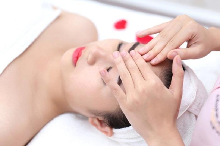 Chăm sóc mặt nạ Collagen F+