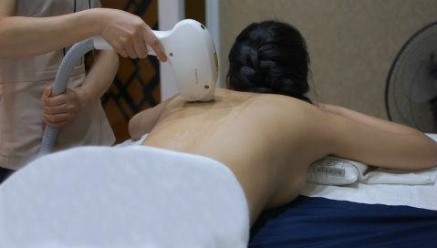 triệt lông cả lưng vĩnh viễn tại hà nội